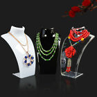 Kyпить Mannequin Bust Jewelry Necklace Pendant Neck Model Stand Display Rack Holder на еВаy.соm