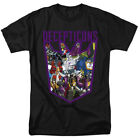 Transformers Decepticon Collage Adult T-Shirt