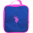 US Polo Insulated Lunch Bag 5 Colors Travel Cooler NEW