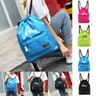 Portable Unisex Backpack Waterproof Swim Beach Gym Bags Drawstring Dry Wet Bags
