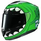 HJC RPHA-11 Pro Mike Wazowsky Motorcycle Helmet Green <br/> Free Domestic Shipping & Returns*