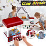 Carnival Claw Game Doll Machine Mini Arcade Grabber Crane Toy +24 Coins +12 Eggs