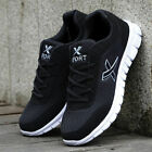 New 2019 Men's Athletic Sneakers Outdoor Sports Running Casual Breathable Shoes