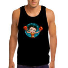 betty boop Custom Tank top Men's $28.16 CAD on eBay