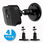 3PCS Blink XT Indoor/Outdoor Camera 360 Protective Adjustable Wall Mount Bracket