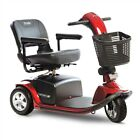 Pride Mobility Victory 10 Three Wheel Mobility Scooter $1829.0 USD on eBay