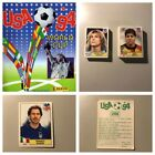 PANINI USA 94 Stickers GREEN BACK. Complete your album 1-2-3-4-5-10-15 available