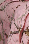 Realtree Pink Camo Sheet Set, Sheets Bedding Twin Full Queen