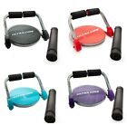Ultra Core Max Foldable Full-Body Abdominal Ab Exercise Machine + DVD + Yoga Mat image