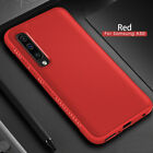 For Samsung Galaxy A30/A50 Anti-Skid Shockproof Soft Silicone Rubber Cover Case