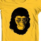 Planet of the Apes Sunglasses t-shirt roddy mcdowall original sci fi movie tee image
