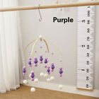 Wind-up Toy Wooden Baby Gift Baby Crib Mobile Bed Bell Holder Arm