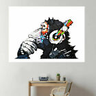 Stylish Animal Figure Abstract Wall Art Oil Painting Canvas Painted Poster NEW