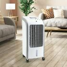Portable Air Conditioner Cooler Fan With Remote Control 2/3 Speed Unit