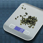 5000g/1g Digital Scale Kitchen Measure Tools Stainless Steel Electronic Weight A