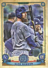 2019 Topps Gypsy Queen Base # 1 - #200 YOU PICK FROM LIST COMPLETE YOUR SET