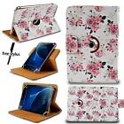 For Samsung Galaxy Tab 2/3/4 - Folio Rotating Stand Wallet Leather Cover Case