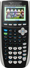 Texas Instruments TI-84 Plus C Silver Edition Calculator - Choose From 5 Colors!