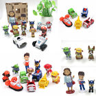 Kyпить Paw Patrol Ryber Pups Vehicles Cute Figure Cake Topper Kids Gift Doll Toy Set на еВаy.соm