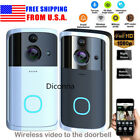 Kyпить USA Smart Video Wireless WiFi Door Bell IR Visual Camera Record Security System на еВаy.соm