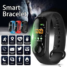 XiaoMi M3 Smart Watch Blood Pressure Heart Rate Monitor Wristband For Phones