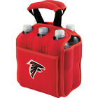 Picnic Time Atlanta Falcons Six Pack - Atlanta Falcons Outdoor Accessorie NEW on eBay