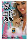 High School Class Ring Necklace