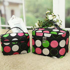 Womens Travel Cosmetic Bag Toiletry Makeup Case Organizer Storage Zip Wash Pouch