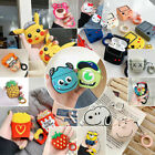 AirPods Silicone Case Cute 3D Solf Cartoon Cover Skin For AirPod Charging Case $6.99  on eBay