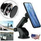 Magnetic GPS Car Mount Holder Windshield Dashboard Suction Stand For Phone New