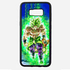 USA Dragon Ball Super Broly Samsung Galaxy S10 plus S9 S8 Note 9 Note 8 S7 Edge