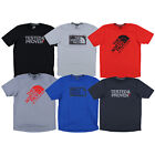 The North Face Mens T-shirt Performance Stretch Short Sleeve Graphic Tee New Nwt