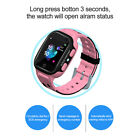 Anti Lost Child SOS Positioning Tracking Smart Phone GPS Watches Locator E8Z5
