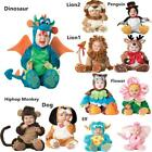 Costume Infant Baby Boys Anime Cosplay Newborn Toddlers Clothing Set Halloween A