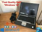 Dell Latitude D620 - 160gb Hdd | *student Office Laptop* | Windows 10 & Office