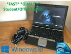 Dell D430 - Windows 10 | 80gb Hdd | 2gb Ram | Wi-fi | *student Office Laptop*