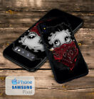 Betty Boop Phone Case iPhone X Cover Samsung Galaxy Pixel Case $22.97 USD on eBay