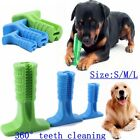 Dog Toothbrush Toy Clean Teeth Brushing Stick Pet Brush Mouth Chewing Clean Hot