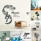 Rock Band Art Wall Sticker Music Decal For Bedroom Living Room Decoration