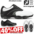 FOOTJOY GOLF SHOES MENS GOLF SHOES FOOTJOY ORIGINALS LEATHER WATERPROOF NEW SALE