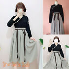 Hanfu Women's Dress Tops Skirt Casual Chinese Dress Han Cosplay Ancient Costume