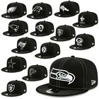 New Era Cap 9fifty Snapback Cap NFL Sideline 19/20 Seahawks Patriots Raiders 3rd