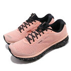 Brooks Ghost 12 Splash Collection Pack Pink Black Women Running Shoes 120305 1B