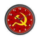 CafePress Studio Wallclock Giant Unique Decorative 10 Wall Clock (758654342)