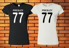NEW ELVIS PRESLEY 77 T-SHIRT FUNNY INSPIRED TOP SHIRT SIZE USA TO 3XL 2 HA1