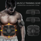 ABS Exercise Equipment Electric Stimulator Massage Muscle Abdominal Arm Trainer image