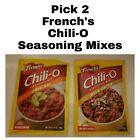 Chili Seasoning Mix Pick 1: Brooks, Cincinnati Recipe, French's or Gold Star