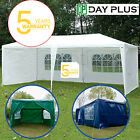 Picnics Gazebo Tent 120g Waterproof PE Cover Marquee PE Party Tent Outdoor Tent