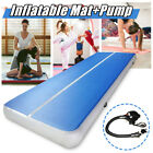 20FT Airtrack Inflatable Air Track Floor Home Gymnastics Tumbling Mat GYM +  image