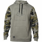 Fox Racing Chapped Mens Pullover Fleece Hoody Camo
